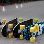 Скейт: места катания