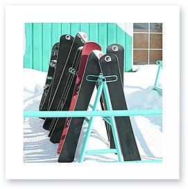 Жёсткий сноуборд