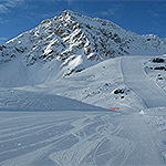 Russian Carving Team does the Alps